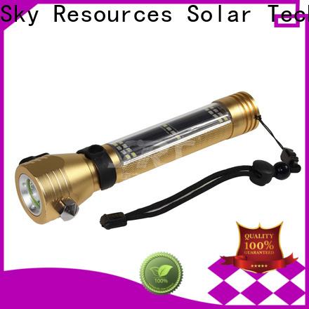 SRS national solar panel torch light images for inside