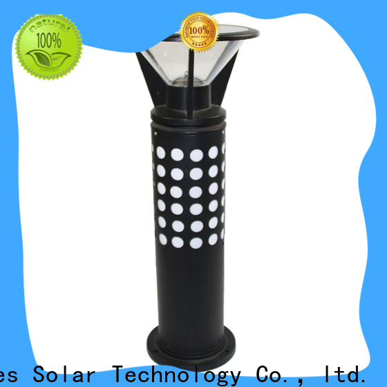SRS integrated single solar light supplier for patio