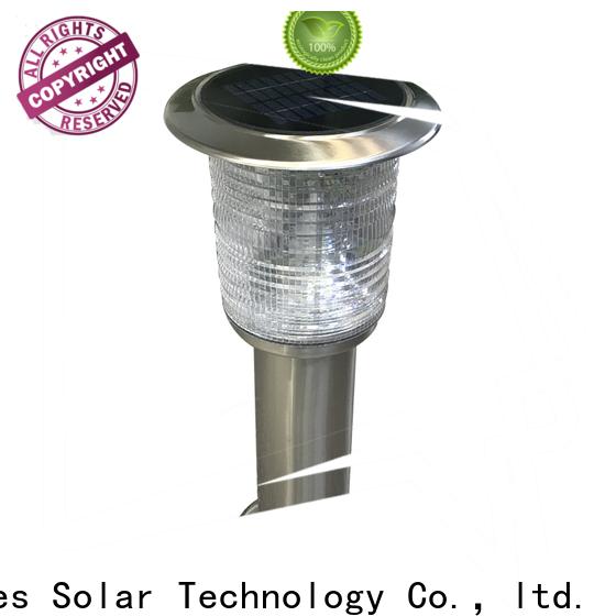 SRS advantages of solar powered lawn lights manufaturer for trees