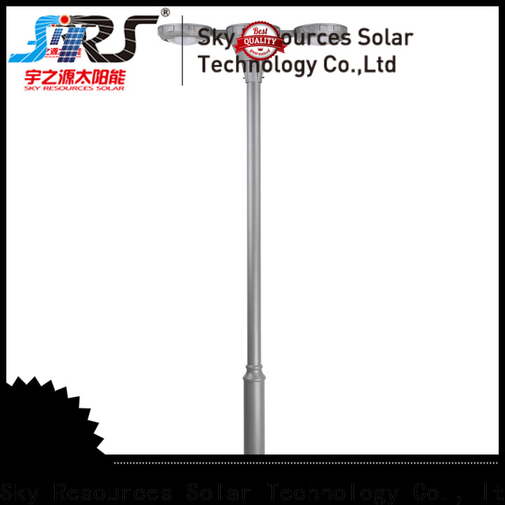 SRS price bright solar garden lights uses for posts