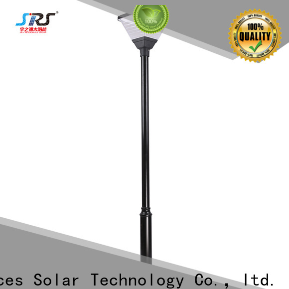 SRS smart pretty solar garden lights uses for shady areas
