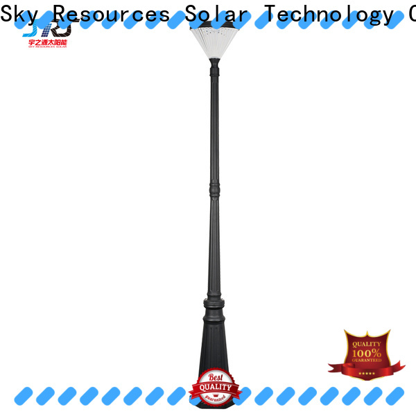 SRS national solar lamps for garden make in China for walls