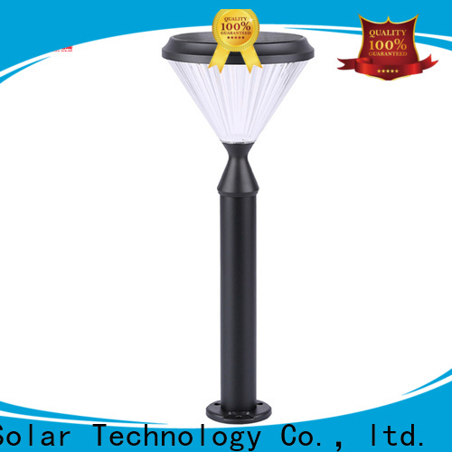 SRS integrated led lights for lawn details for posts