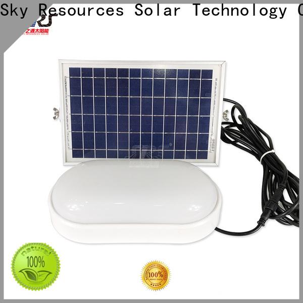 SRS quality solar lights company for inside