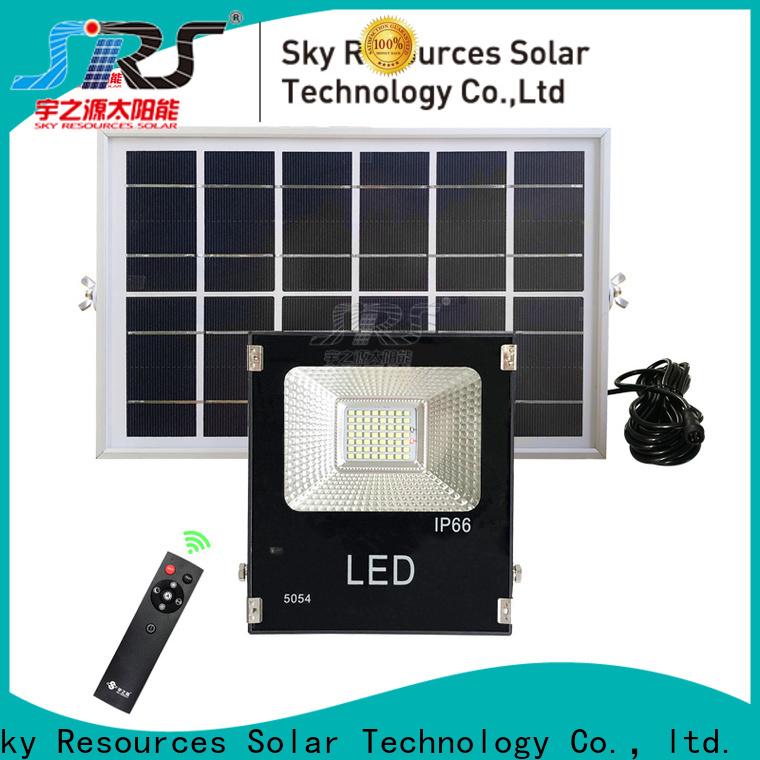 SRS integrated powerful solar lights wholesale for home use