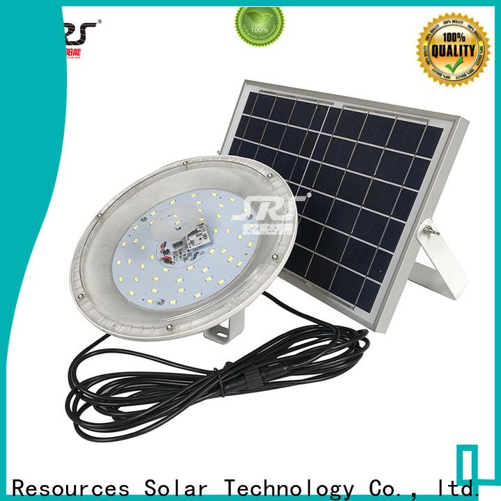 smart solar powered flood lights motion sensor 300w series for village