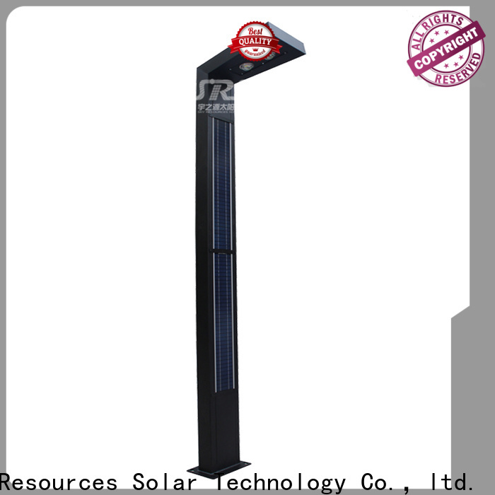 SRS high quality solar powered led yard lights make in China for posts