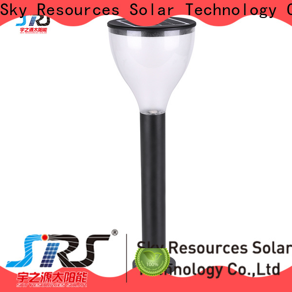 SRS yzycp036 led lawn lamp supplier for patio