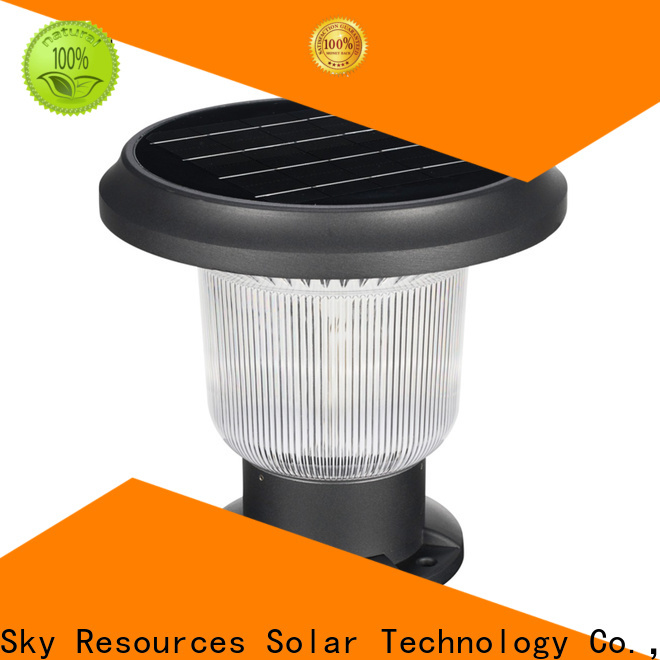 SRS lamp solar led lights for backyard supply for pathway