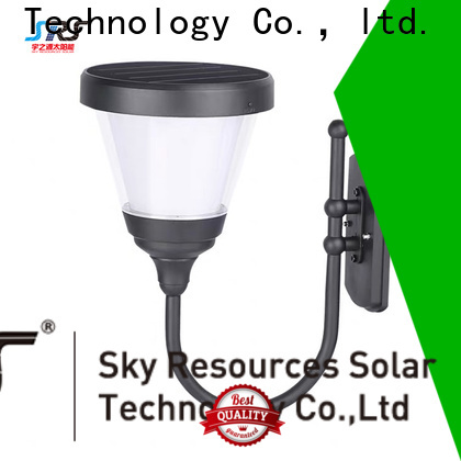SRS Wholesale solar powered wall lamp manufacturers for home