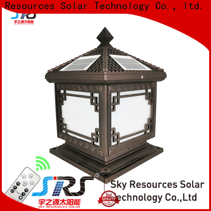 SRS garden solar string lights company for pathway