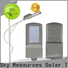 SRS 100w solar street light post factory for shed