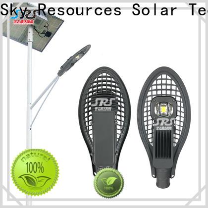 outdoor led solar street lamp solar supplier for garden
