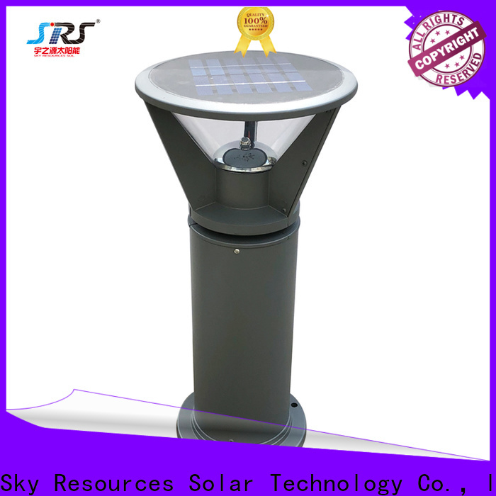 SRS custom led grass lights supplier for house
