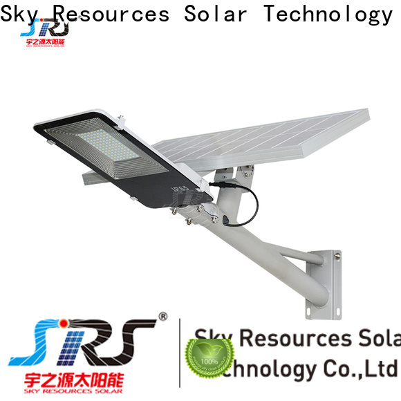 cheap best solar led street light automatic with battery for garden