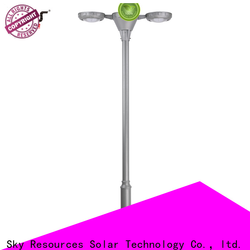 Top flame solar garden lights yzyty066 company for posts