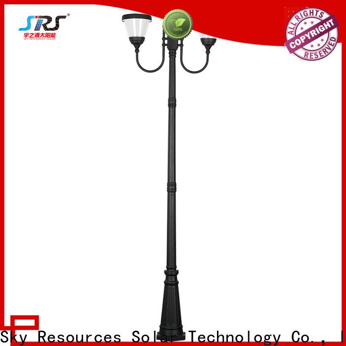 Top decorative solar garden lights outdoor supply for trees