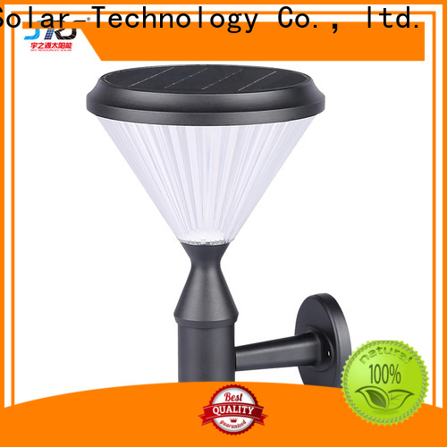 New solar powered motion sensor wall light lawn suppliers for house