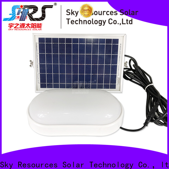 SRS lights solar light sets company for inside