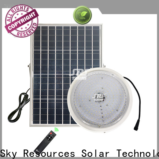 SRS High-quality cool outdoor solar lights manufacturers for inside