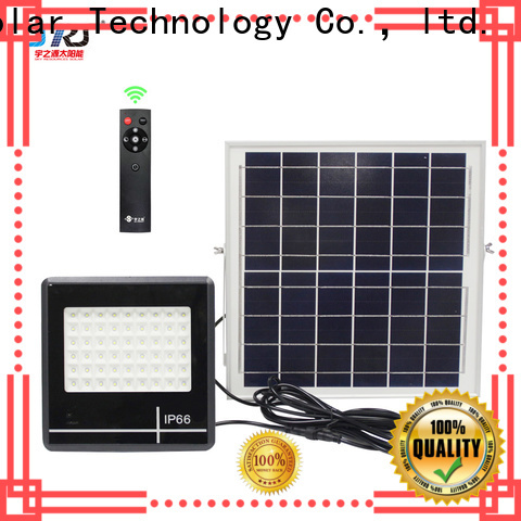 Top lap led solar floodlight with pir control manufacturers for outside