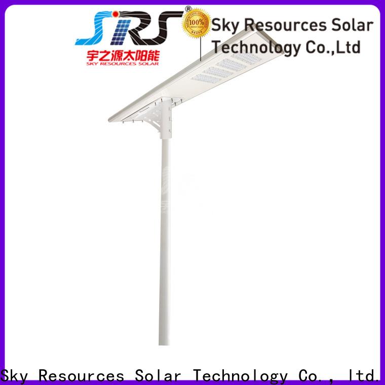 SRS yzyll3132 solar powered led light kit company for public lighting