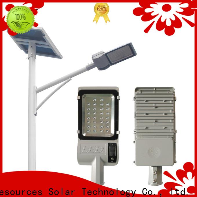 Best 50w led solar street light yzyll306308 suppliers for flagpole