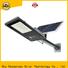 SRS battery 40w solar street light supply for fence post