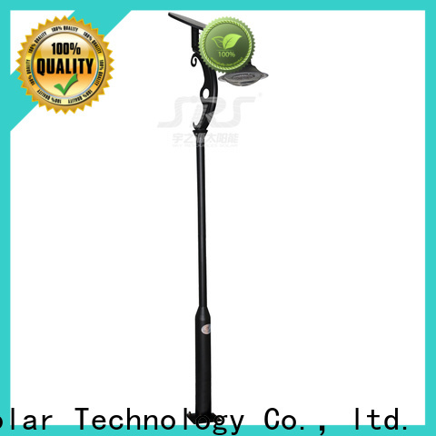 SRS chinese solar string garden lights suppliers for posts