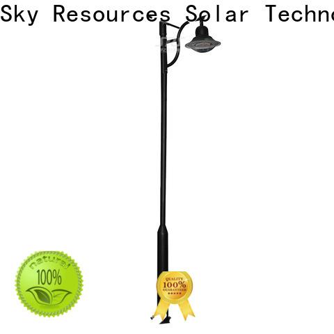 SRS Custom hanging solar lights for garden for business for walls