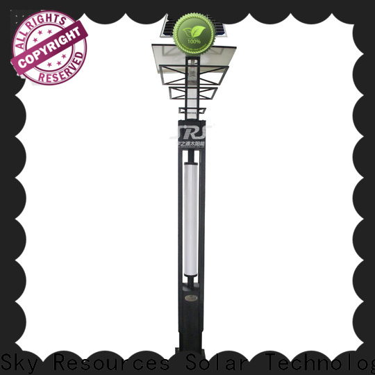 SRS yzyty082002 solar garden stake lights for business for shady areas