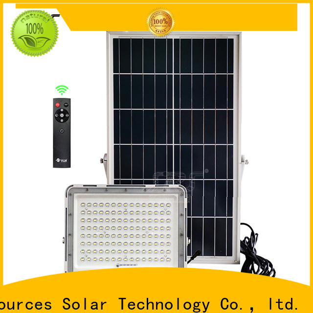 SRS brightest very bright solar flood lights suppliers for village