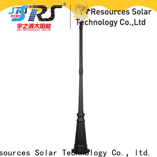 SRS New solar garden lights big w supply for shady areas