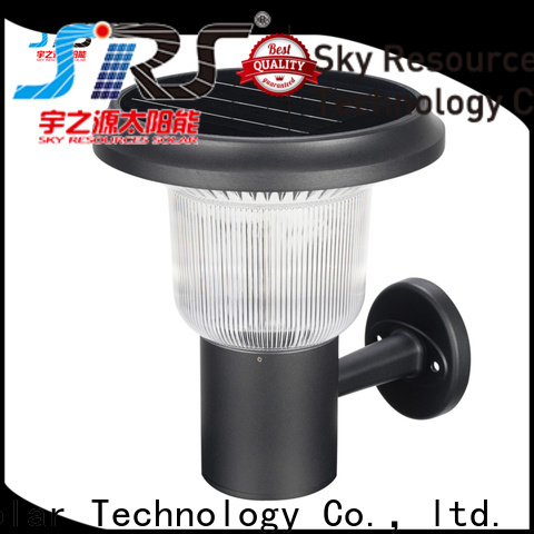 SRS Wholesale automatic outdoor wall lights suppliers for public lighting