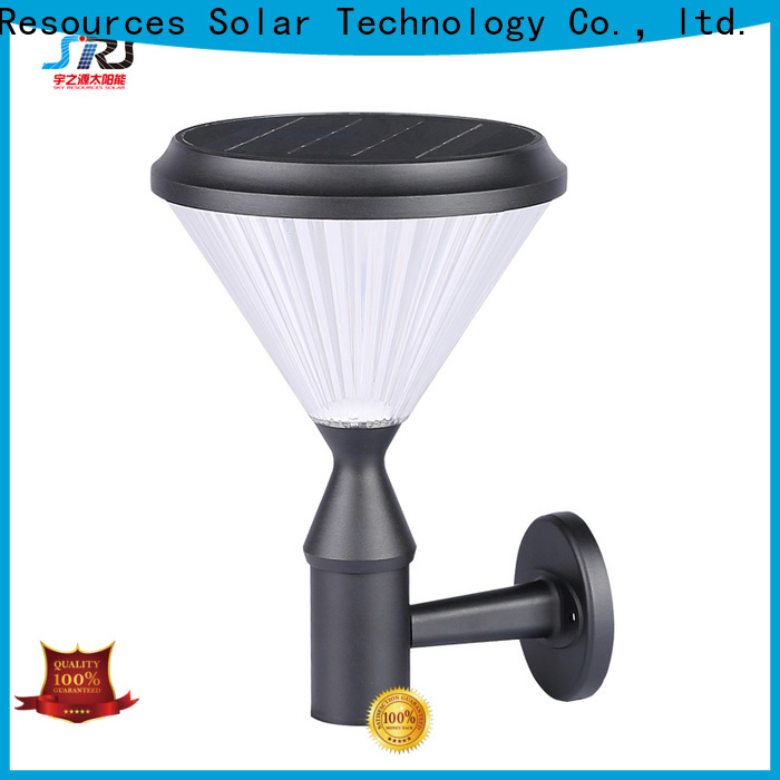 SRS Wholesale solar garden wall lights uk factory for house