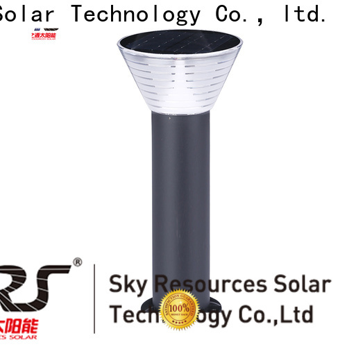 SRS High-quality solar lawn lamps suppliers for pathway