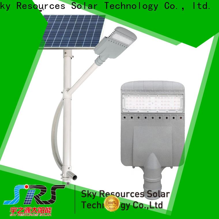 SRS light pride solar street light supply for home