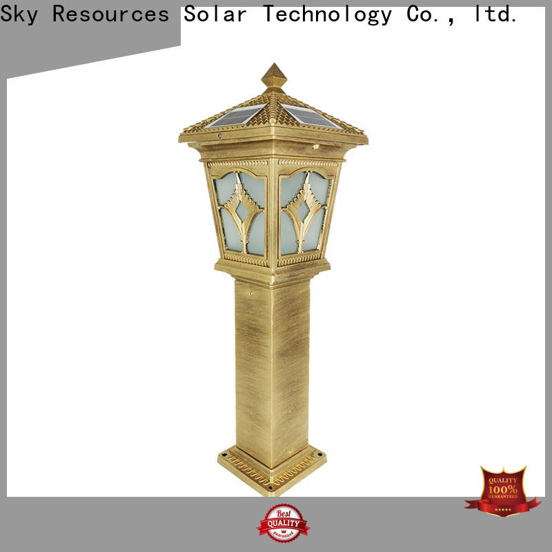 Best solar grass lights ornament company for umbrella