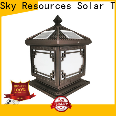 SRS lantern outdoor solar lights for house company for inside