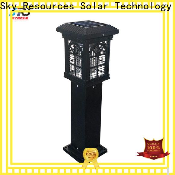 SRS lanterns solar energy garden lights factory for house