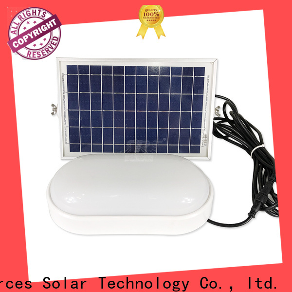 SRS 60w solar power lighting system supply for home use
