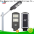 SRS Latest 100 watt led solar street light supply for school