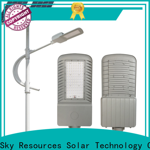 New solar powered road lights yzyll403 factory for flagpole