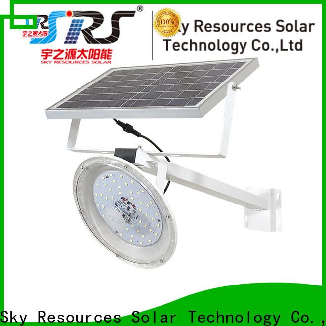 SRS watt solar street light 60w for business for school