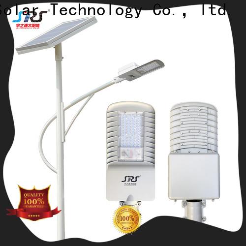 SRS Latest solar garden street light factory for flagpole