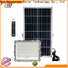 SRS Wholesale brightest solar powered flood light company for village