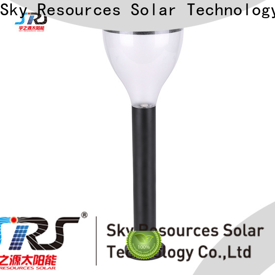 SRS yzycp010 solar lawn lighthouse manufacturers for house