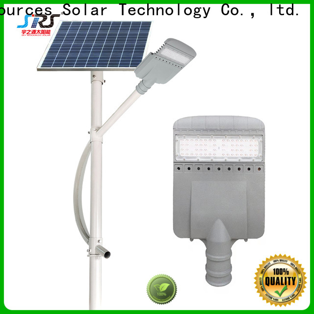 Top solar garden street light outdoor for business for outside