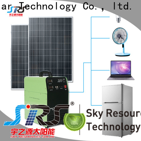 New solar home lighting system radio manufacturers for house