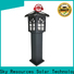 SRS Latest lawn lanterns company for pathway